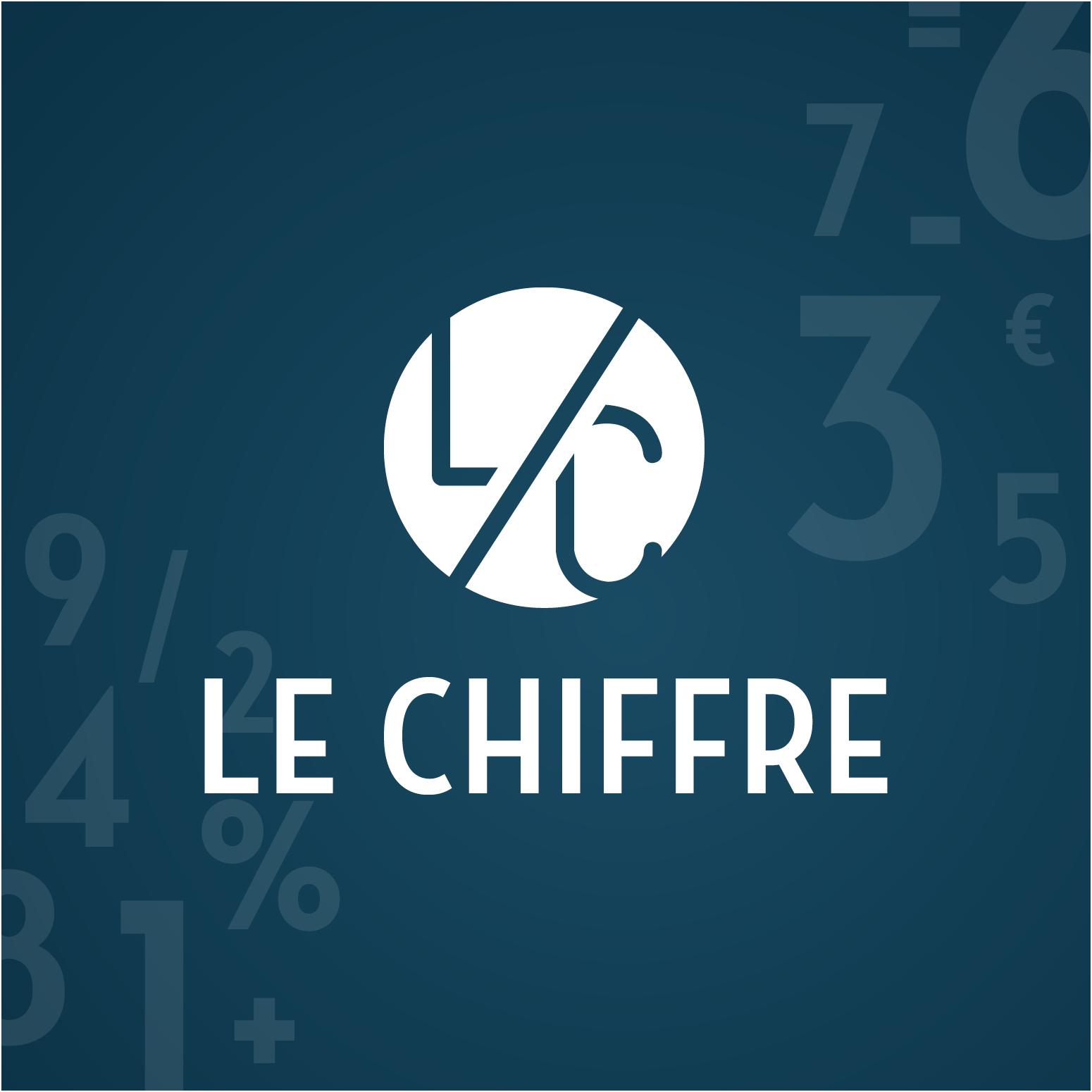 Logo comptable Le Chiffre